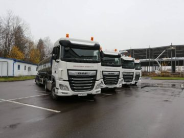 BSAT. Перевозка жидких грузов