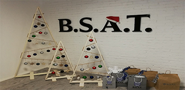 BSAT. Перевозка наливных грузов